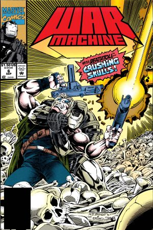 War Machine #6