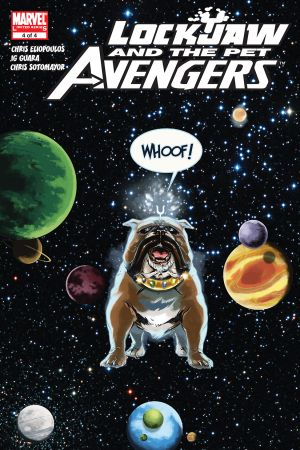 Lockjaw and the Pet Avengers #4