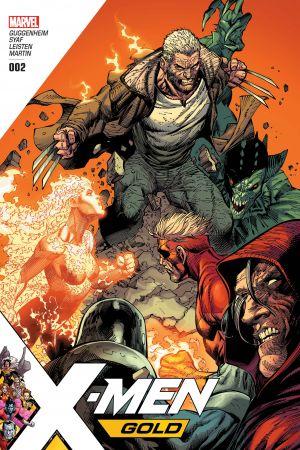 X-Men: Gold (2017) #2