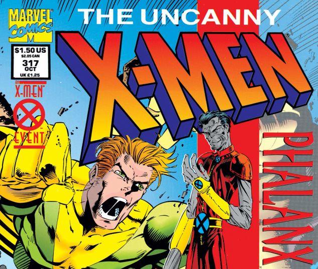 UNCANNY X-MEN (1963) #317
