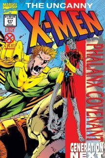 Uncanny X-Men #317