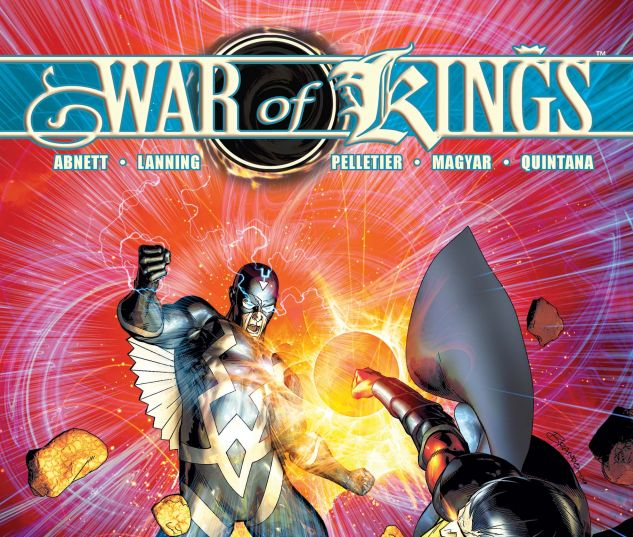 WAR OF KINGS (2009) #6