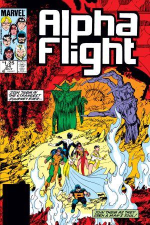 Alpha Flight #24