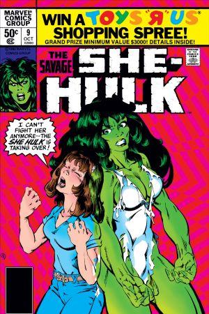 Savage She-Hulk #9