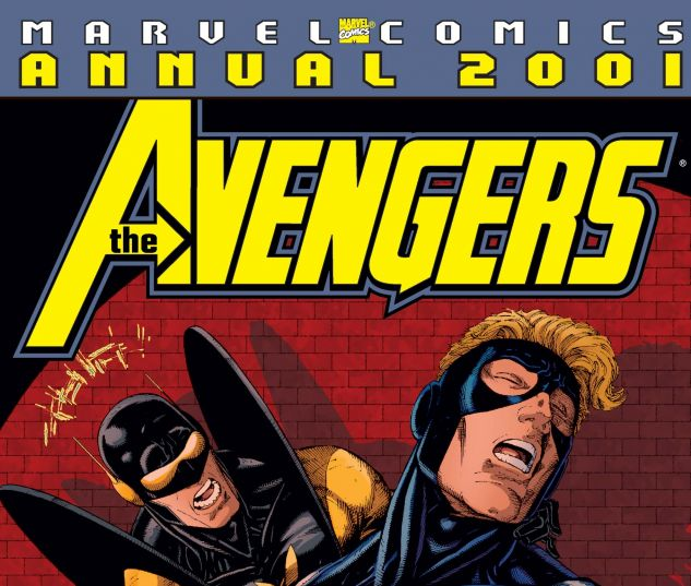 Avengers Annual (2001) #1