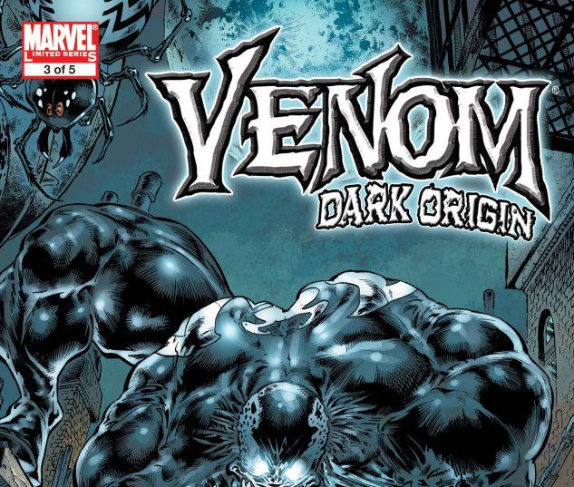 Venom: Dark Origin (2008) #3