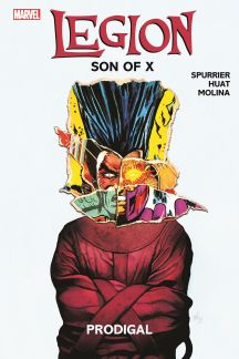 Legion: Son of X Vol. 1 - Prodigal (Trade Paperback)
