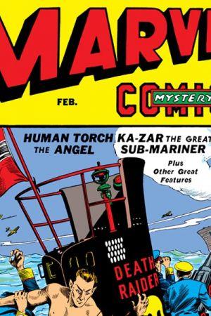 Marvel Comics (1939)