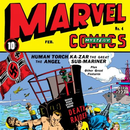 Marvel Comics (1939)