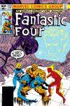 Fantastic Four (1961) #255