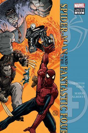 Spider-Man/Fantastic Four (2010) #3