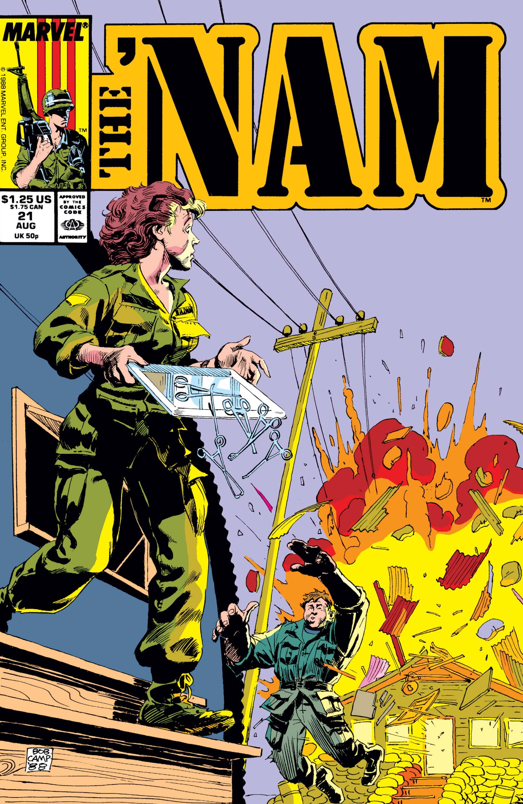 The 'NAM (1986) #21