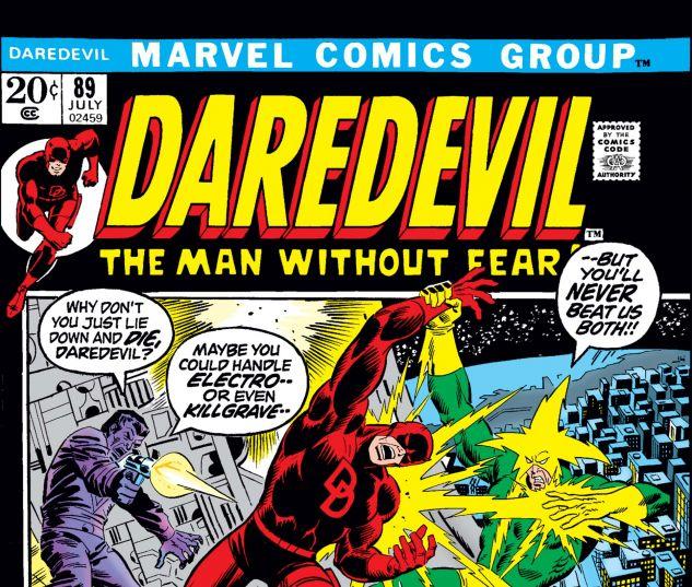DAREDEVIL (1964) #89