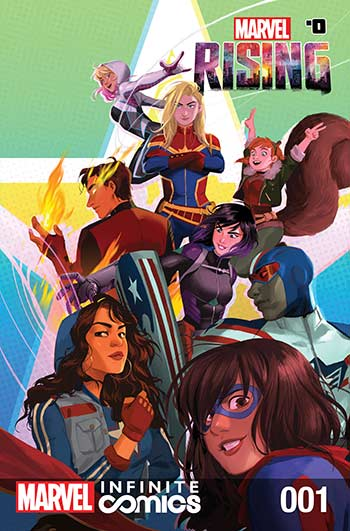 Marvel Rising (2018) #1