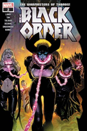 Black Order (2018) #2