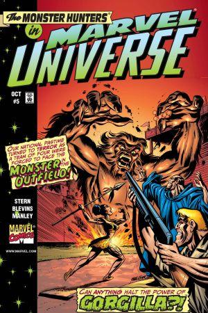 Marvel Universe #5