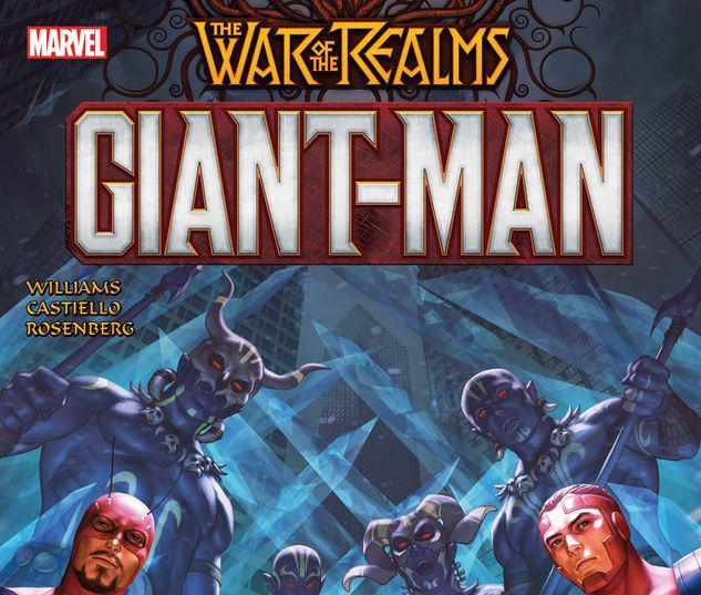 WAR OF THE REALMS: GIANT-MAN TPB #1
