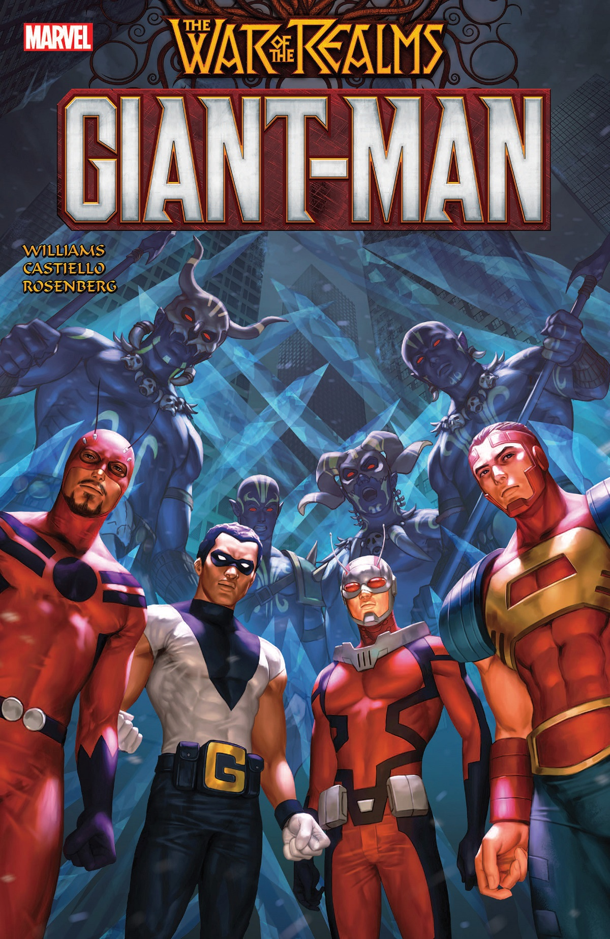 War Of The Realms: Giant-Man (Trade Paperback)