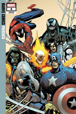 Marvel Comics Presents #8  (Variant)