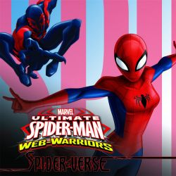 Marvel Universe Ultimate Spider-Man Spider-Verse (2015)