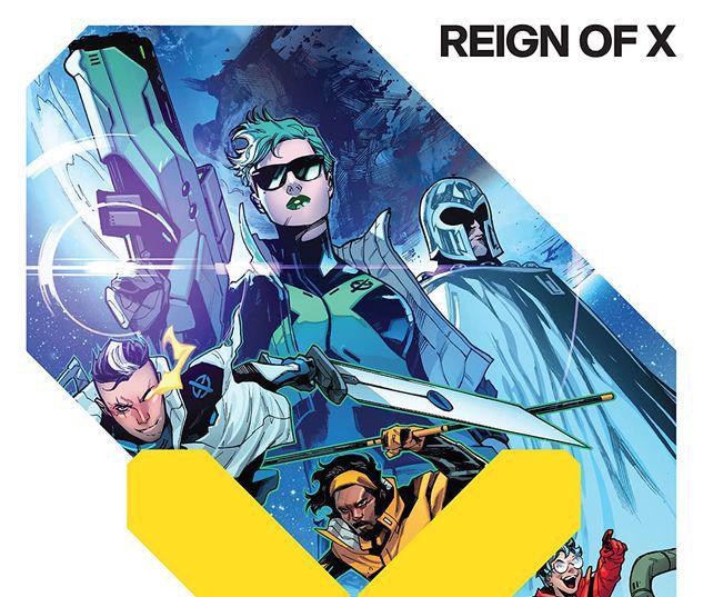 REIGN OF X VOL. 1 TPB #1