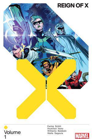 Reign Of X Vol. 1 (Trade Paperback)