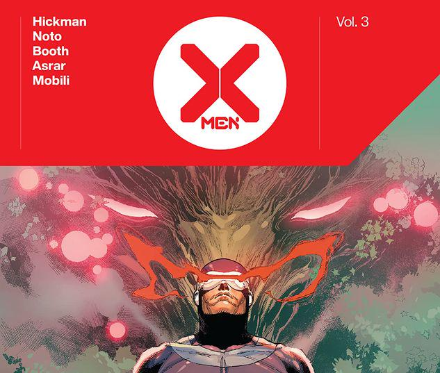 X-MEN BY JONATHAN HICKMAN VOL. 3 TPB #3