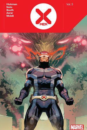 X-Men By Jonathan Hickman Vol. 3 (Trade Paperback)