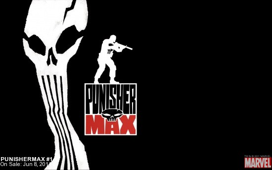Punishermax #14 Wallpaper