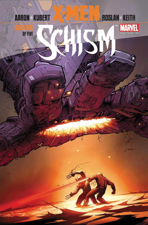 X-Men: Schism (2011) #5