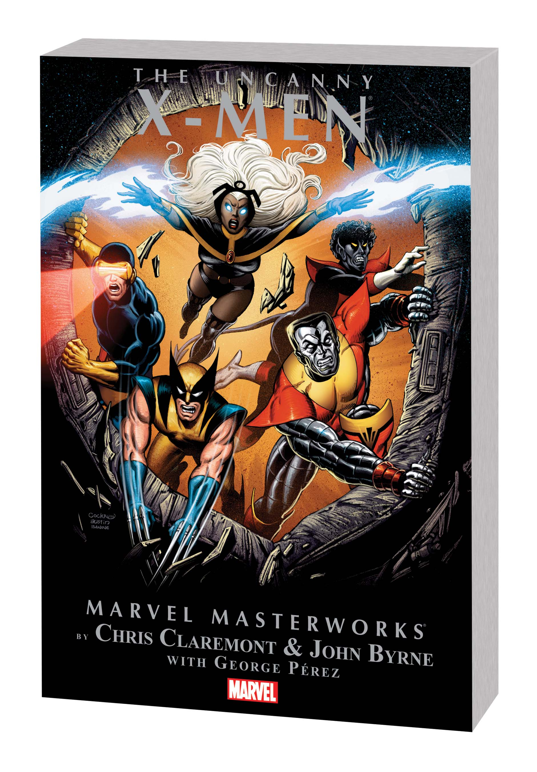MARVEL MASTERWORKS: THE UNCANNY X-MEN VOL. 4 TPB (Trade Paperback)