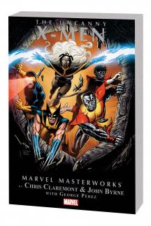 Marvel Masterworks: The Uncanny X-Men Vol. 4 (Trade Paperback)
