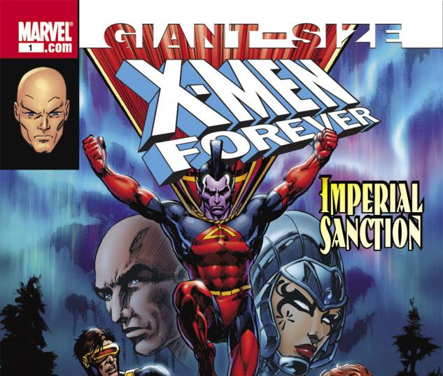 X-Men Forever Giant-Size (2010) #1