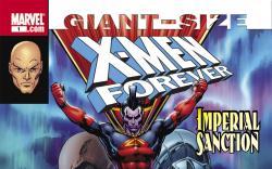 X-Men Forever Giant-Size (2010) #1