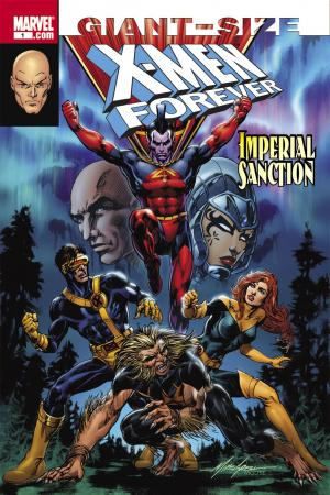 X-Men Forever Giant-Size #1