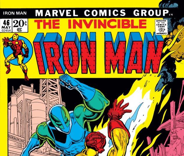 Iron Man (1968) #46