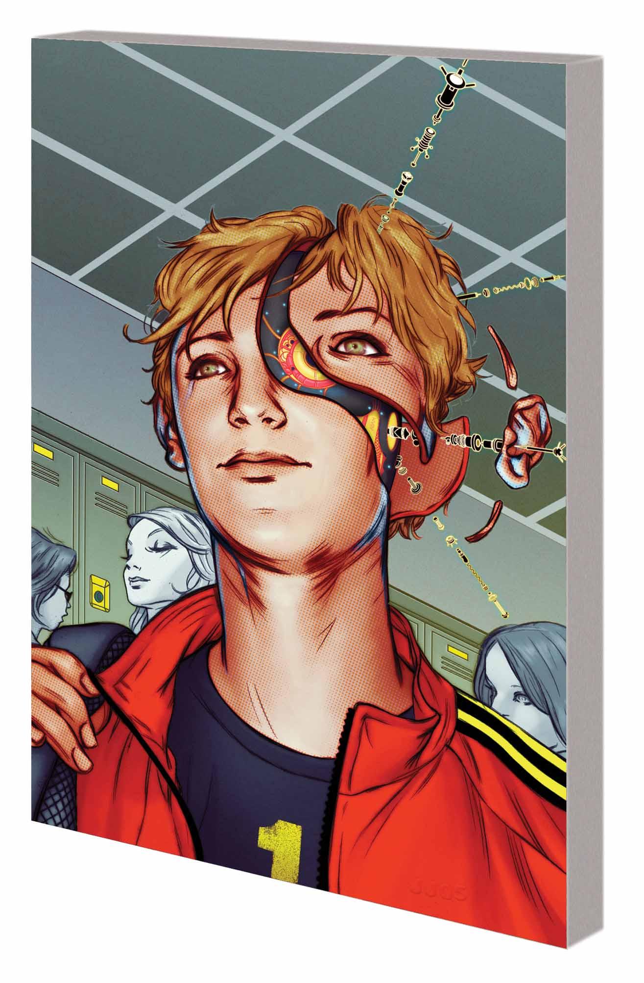 Machine Teen: History 101001 (Trade Paperback)