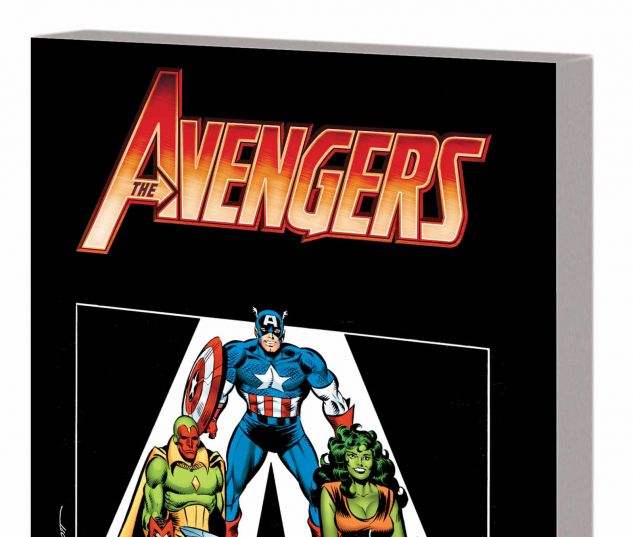 AVENGERS: ABSOLUTE VISION BOOK 1 TPB