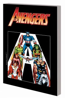 Avengers: Absolute Vision (Trade Paperback)