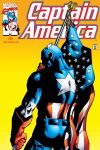 CAPTAIN AMERICA 40 cover