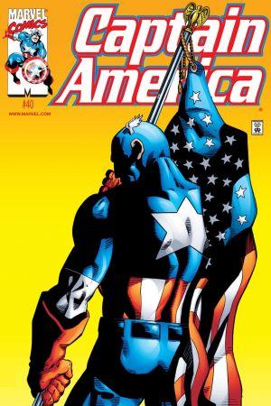 Captain America (1998) #40