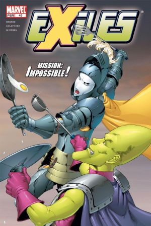Exiles (2001) #49