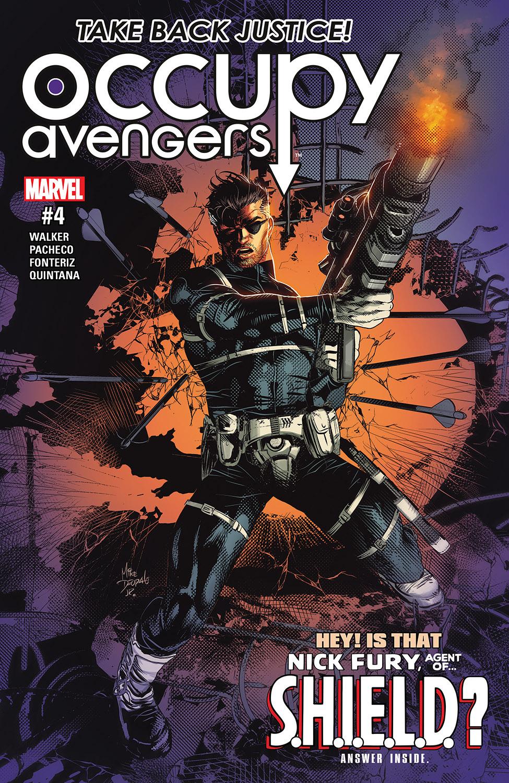 Occupy Avengers (2016) #4