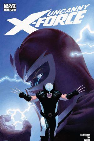 Uncanny X-Force (2010) #9