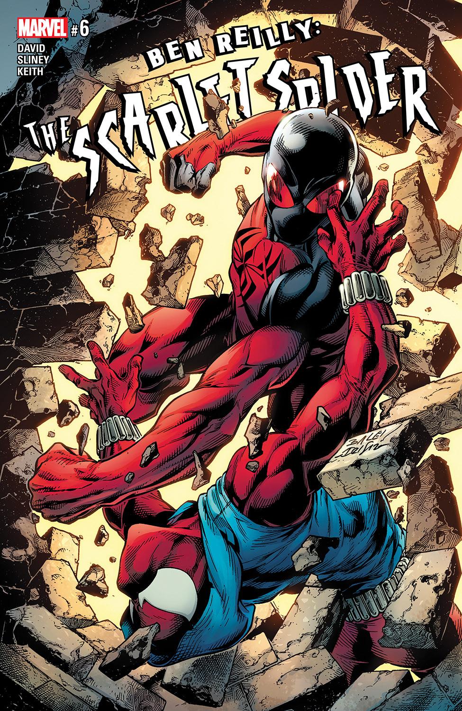 Ben Reilly: Scarlet Spider (2017) #6