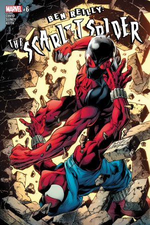 Ben Reilly: Scarlet Spider #6