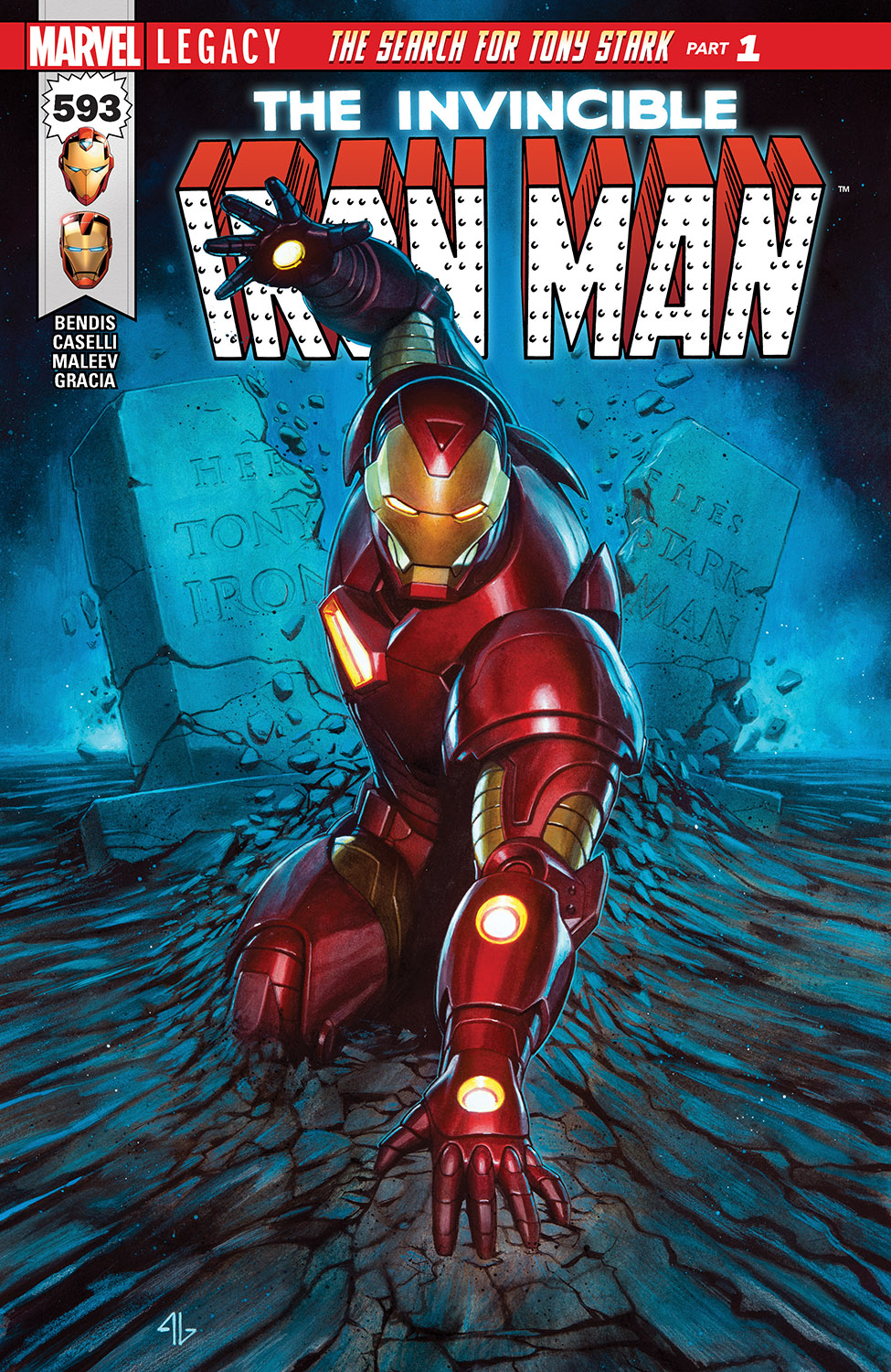 Invincible Iron Man (2016) #593