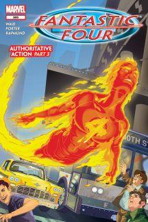 Fantastic Four #505