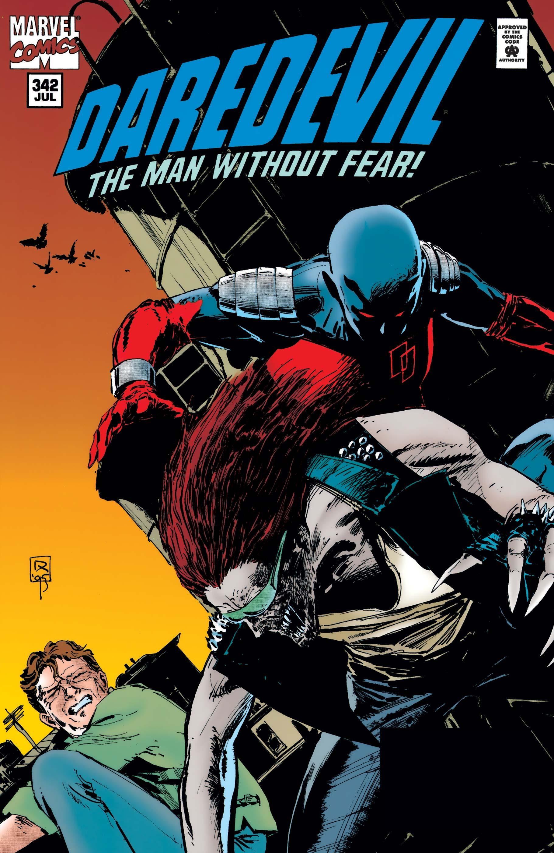 Daredevil (1964) #342