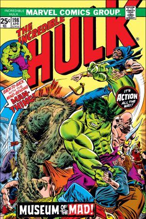 Incredible Hulk (1962) #198